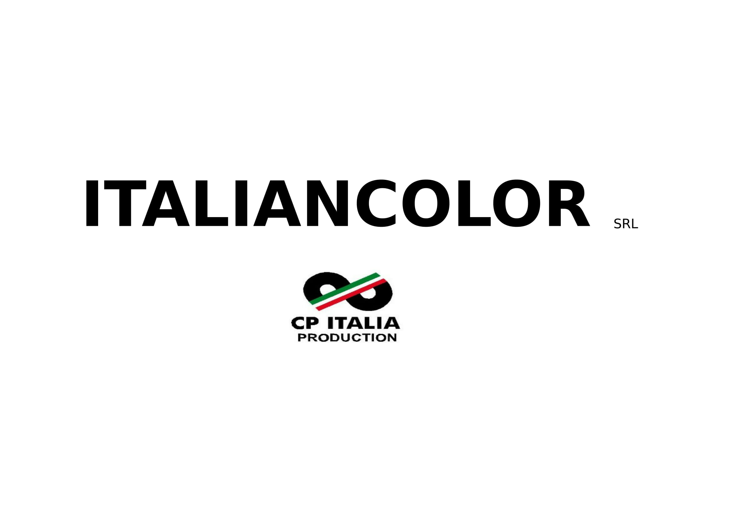 ITALIANCOLOR SRL